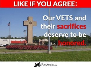 Cross and Our Vets